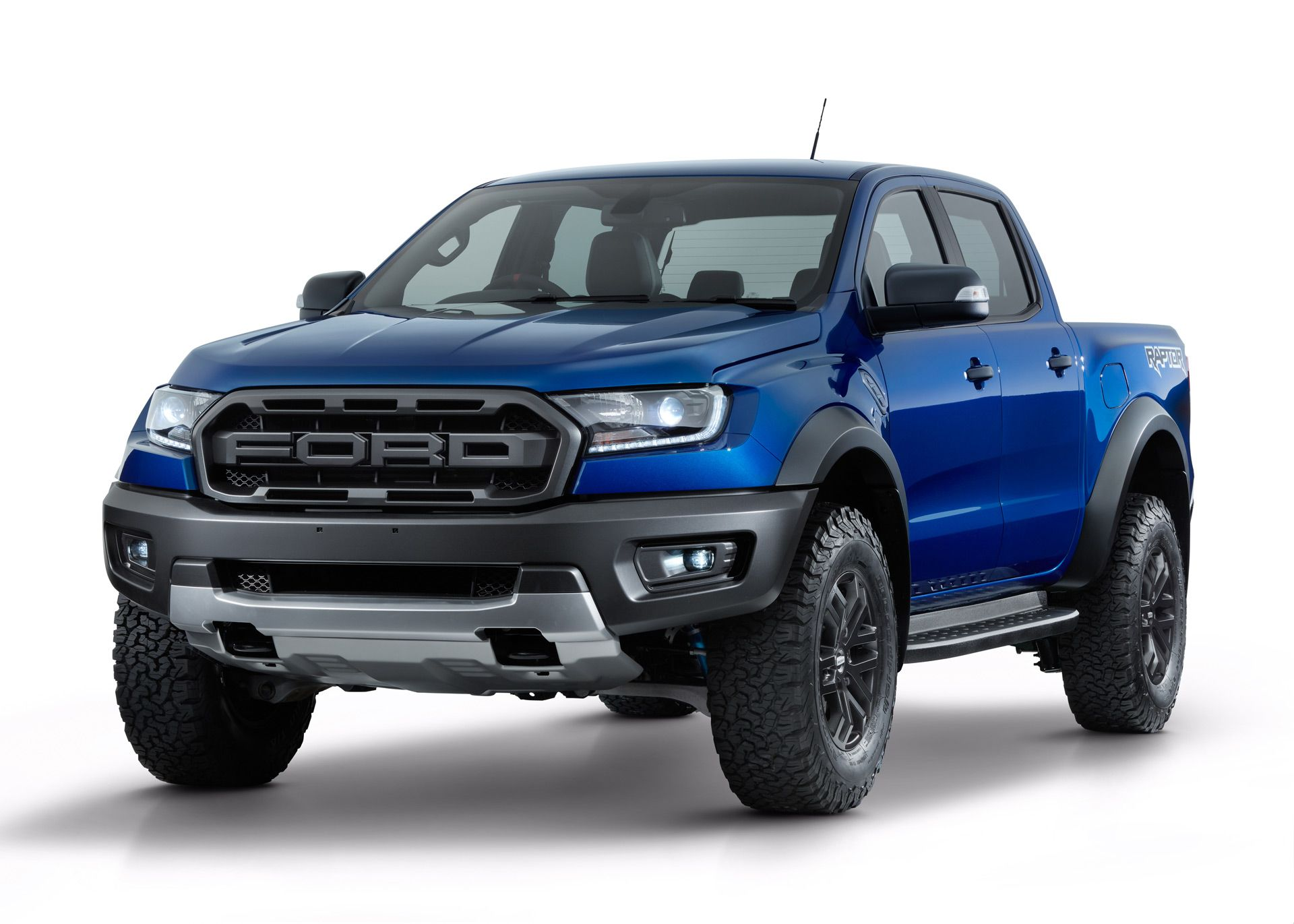 2019 Ford Ranger Raptor Debuts With 210 Horsepower Diesel In 2020 Ford Ranger Raptor Ford Ranger 2019 Ford Ranger