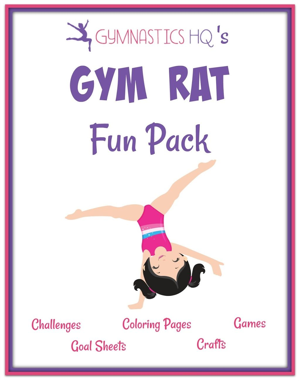 Gymnastics fun pack