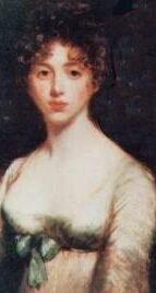 Lady Caroline Lamb, 1785 to 1828  Wife of a man who would become Prime Minister, fell in love with the poet Lord Byron and had a torrid and then public affair. One that she could not get over when it was done with and drove her mad. She became an Ondit of the Ton. (Are you a RAPper or a RAPscallion?)