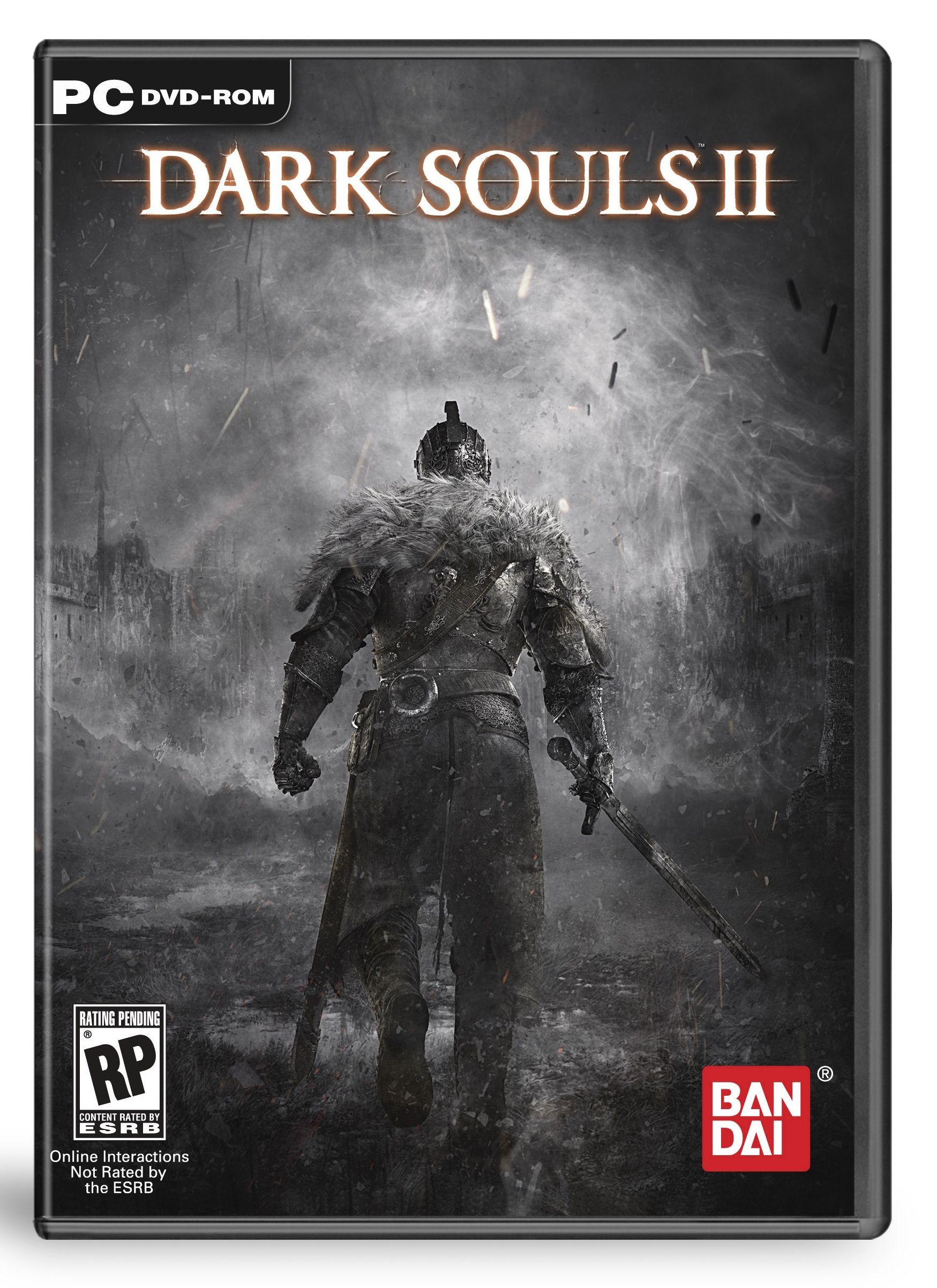 'Dark Souls II' Box Art Revealed, Games For Windows Live