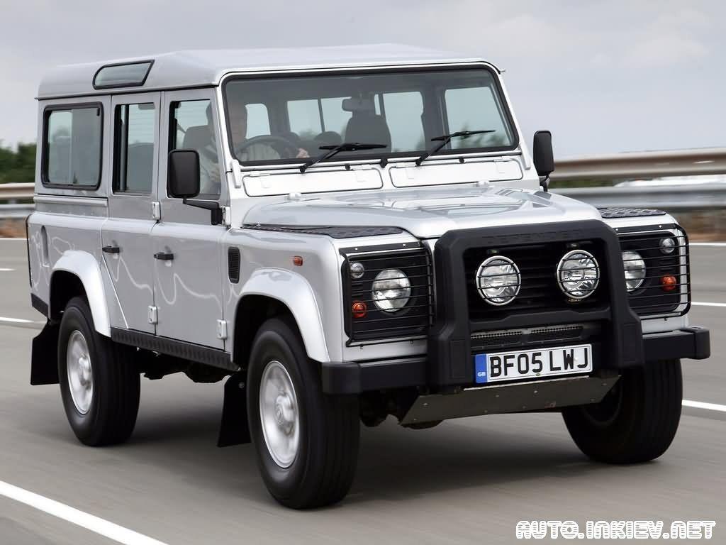 Land Rover Defender 110 Station Wagon Land Rover Defender 110