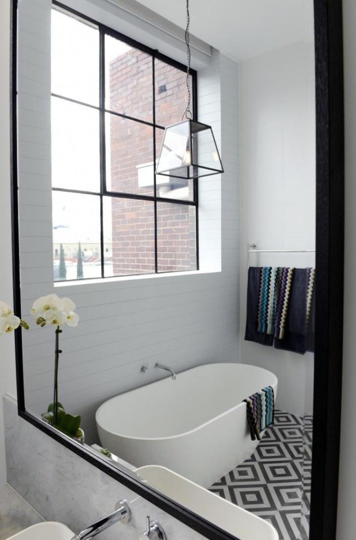 La salle de bain scandinave en 40 photos inspirantes Nordic style