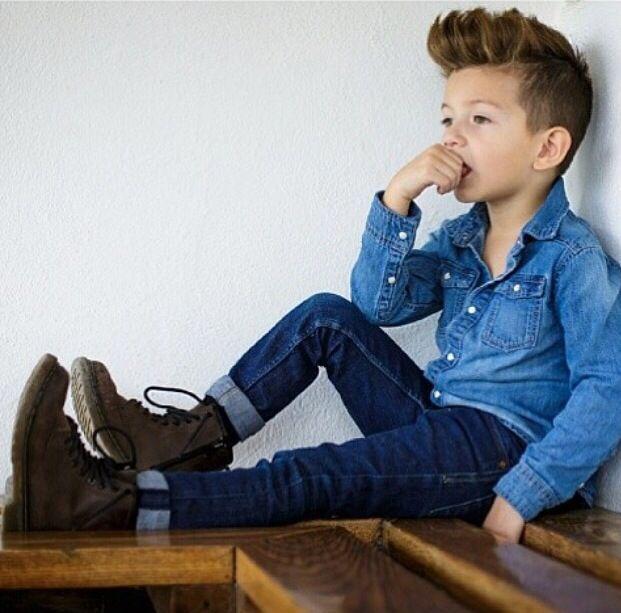 Little boy swag Diederik/moda 100 guapurita Pinterest Moda