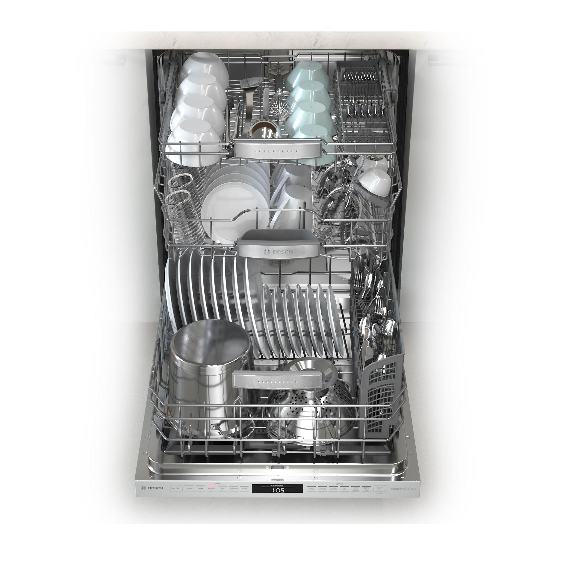 What Makes Bosch Premium Dishwashers Premium Cool Things To Buy