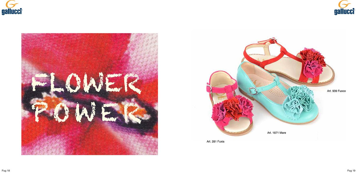 FLOWER POWER COLLECTION #galluccishoes #galluccilookbook #lookbook #SS16 #spring #summer #collection