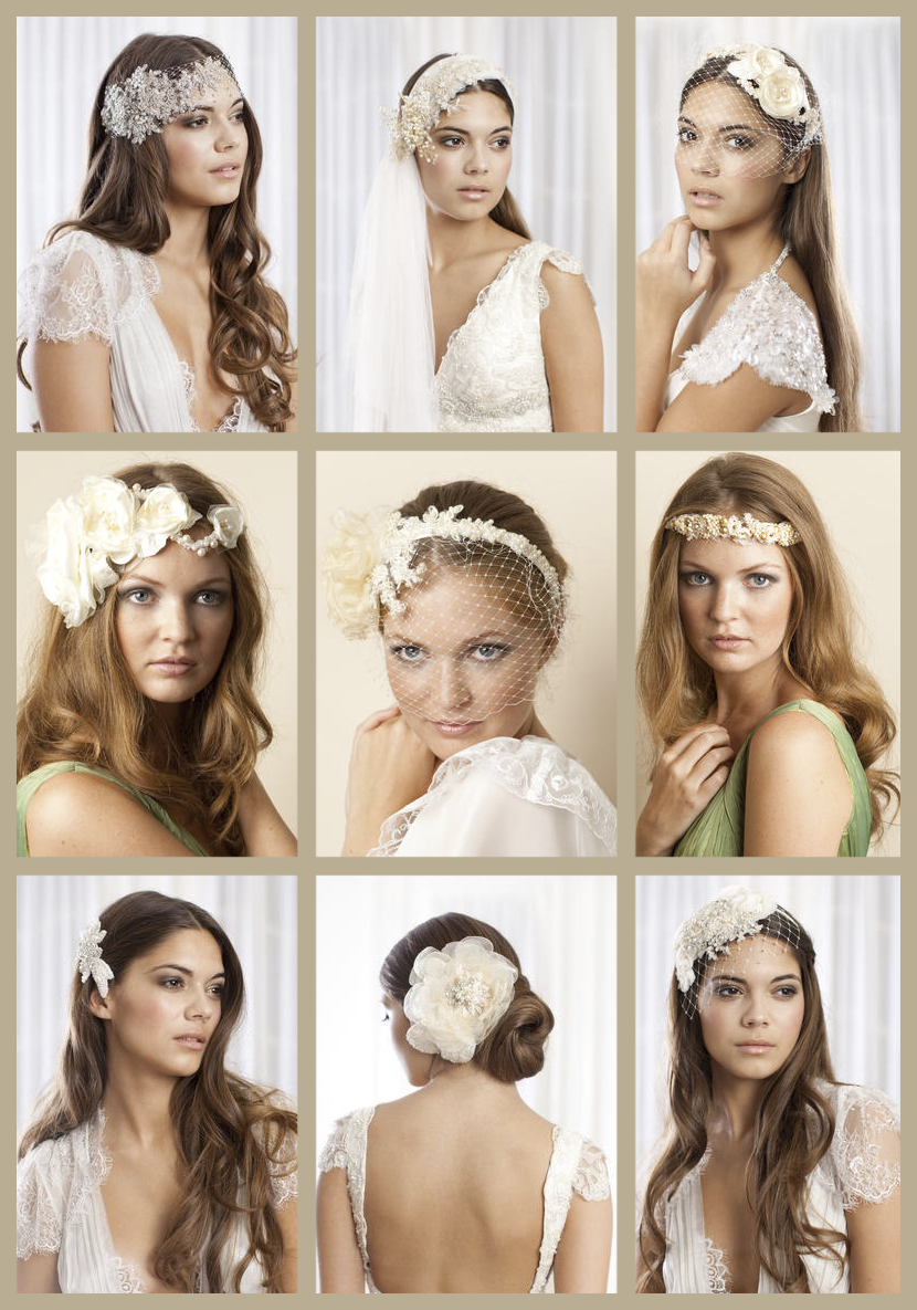 vintage wedding hair accessories – - uk wedding blog - my