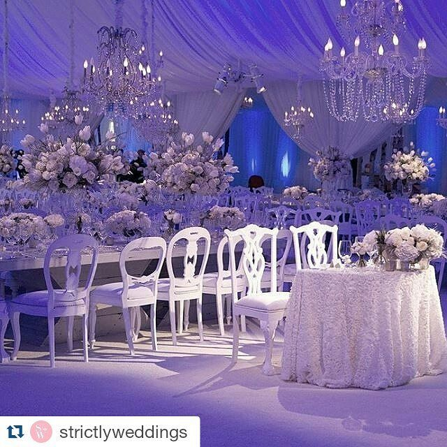 Gorgeous Weddingreception Strictlyweddings With