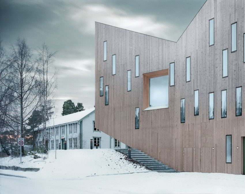 Romsdal Folk Museum | Architect Magazine | Reiulf Ramstad Arkitekter, Møre og Romsdal, Norway, Cultural, Community, New Construction