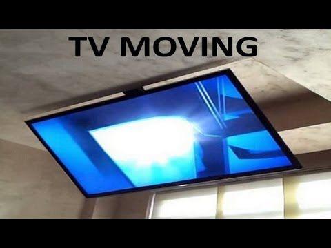 Supporti Porta Tv Lcd.Tv Moving Af Staffe Tv Motorizzate E Supporti Elettrici Per