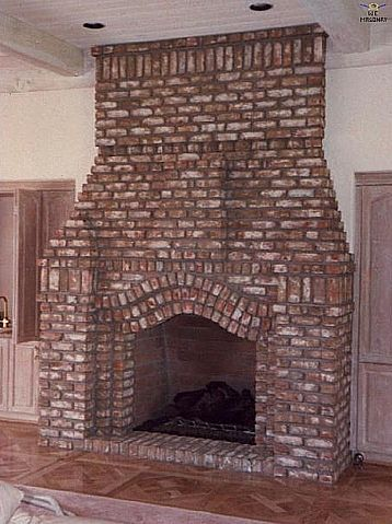 brick fireplaces designs ideas | FirePlaceHUB.com ...