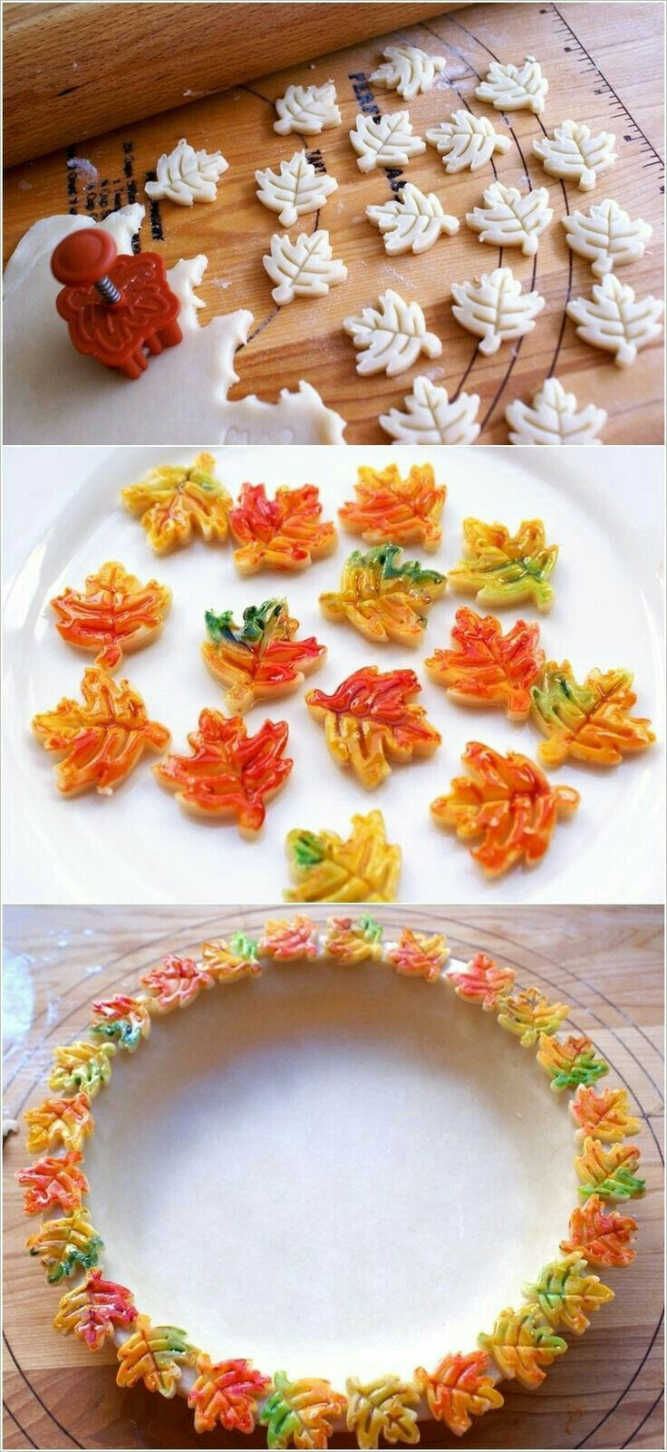 Pin By Shannon Casey On Thanksgiving Pie Crust Designs