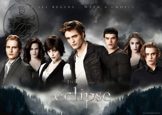 All The Cullen S Are In For Breaking Dawn Twilight Series
