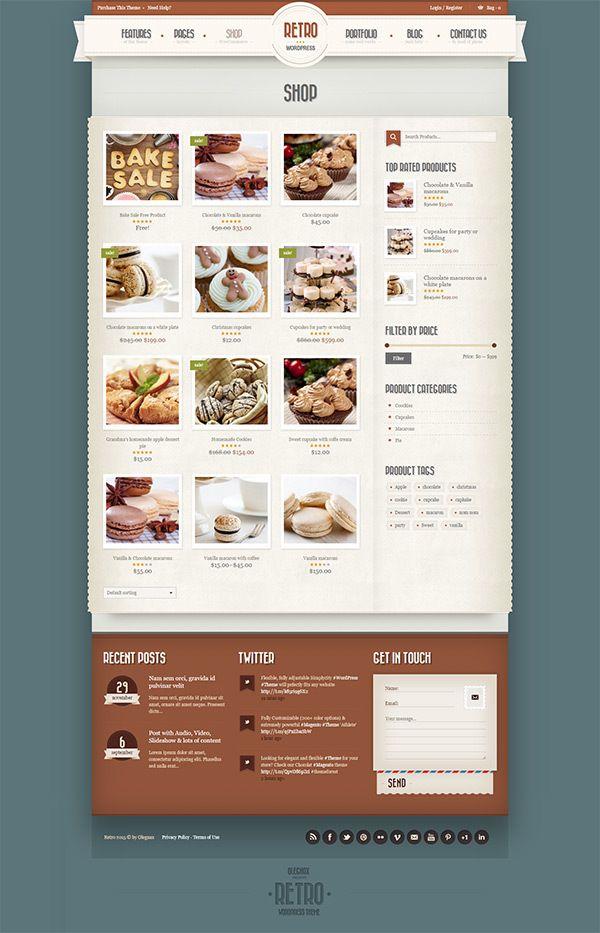 12 thèmes WooCommerce pour réaliser votre premier e-commerce !