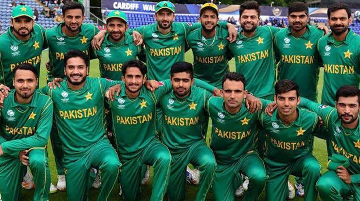 Our cricket team... Pakistan, Pakistan cricket team