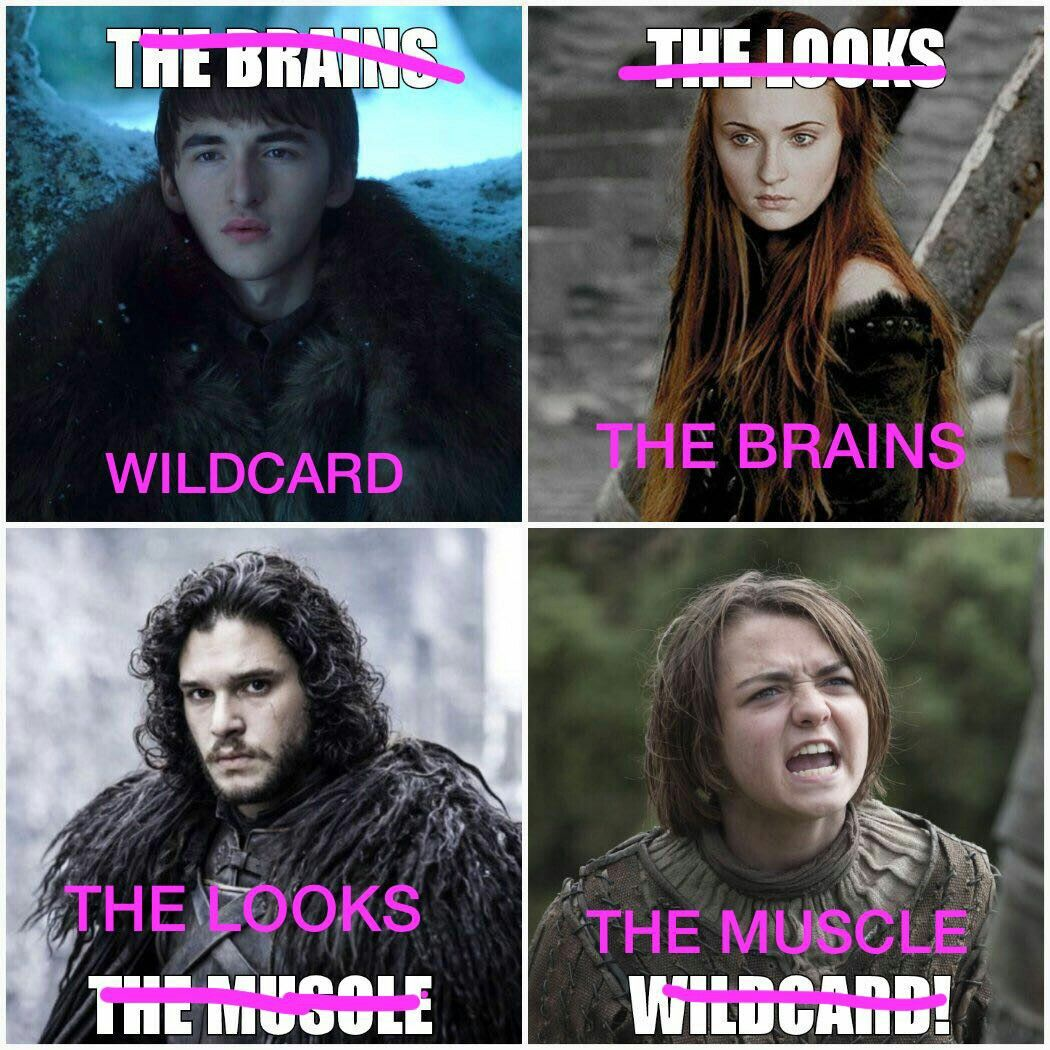 Pin by Meredith Stephenson on game of thrones Got memes