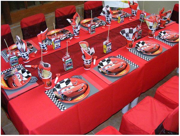 Disney Cars Birthday Party Disney cars birthday Cars birthday