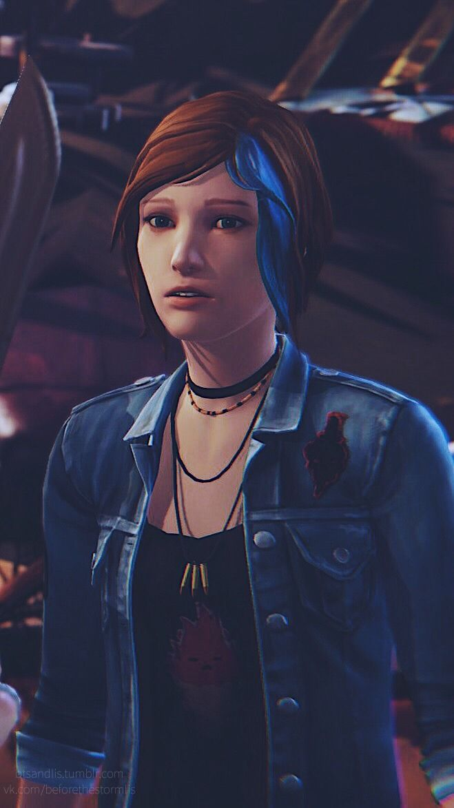 """Chloe Price in """"Hell Is Empty"""" 