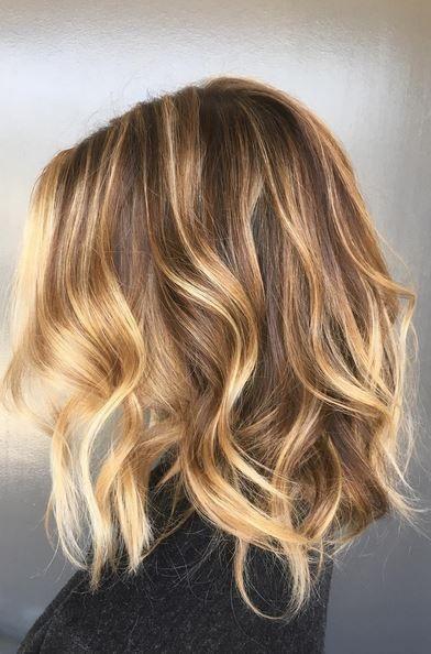 Amazing Caramel Bronde Highlights With Images Caramel Blonde