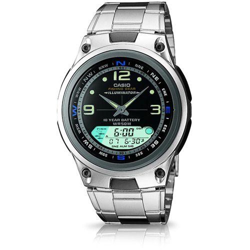 31db714a20b Relógio Masculino Casio Analógico Digital Esportivo AW-82D-1AVDF ...