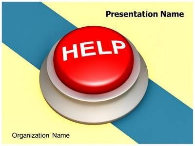 thetemplatewizard presents professionally designed help button 3d