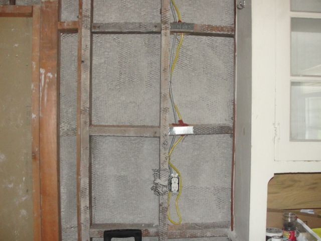 1Two new 20 amp circuits to a split 20 amp outlet for the ...