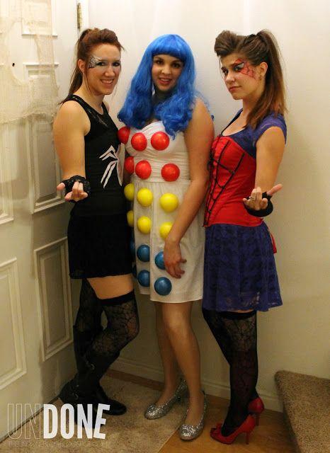 DIY Halloween Costumes Holidays Pinterest DIY Halloween - diy halloween costume ideas for women