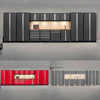 Newage S Pro 3 0 Series Storage, New Age Cabinets Costco