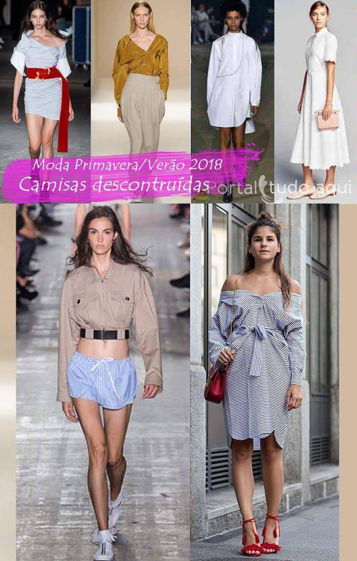 8059988ff9e Moda feminina primavera verão 2018 e suas principais tendências ...
