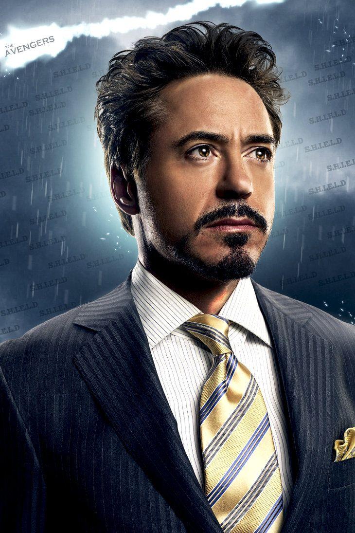 Tony Stark, Iron Man |...