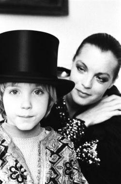 Romy Schneider et la mort de son fils : Le récit
