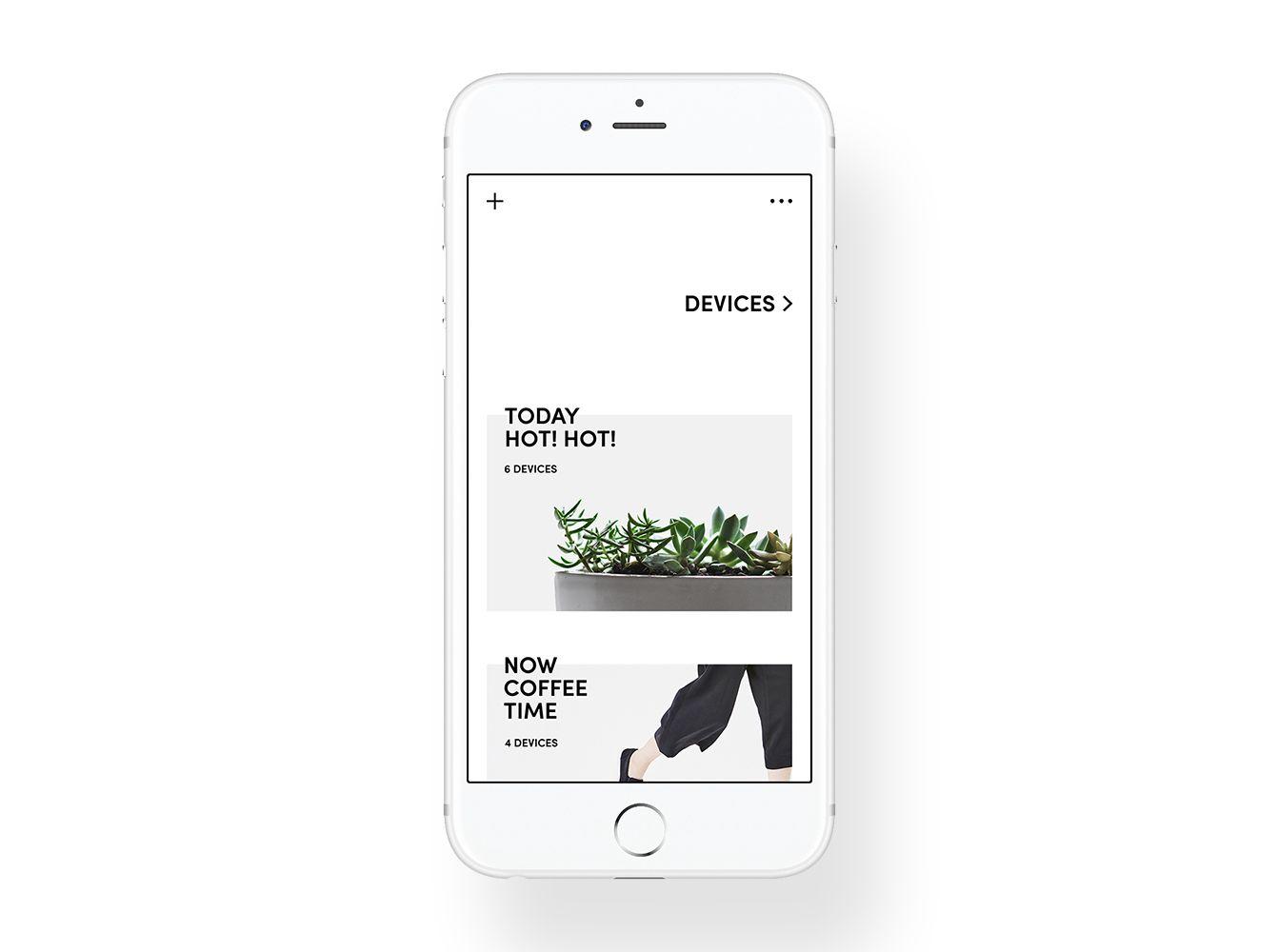 """다음 @Behance 프로젝트 확인: """"Home Kit App Concept & Prototype"""" https://www.behance.net/gallery/45094059/Home-Kit-App-Concept-Prototype"""