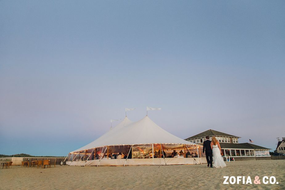 Nantucket Galley Beach Wedding