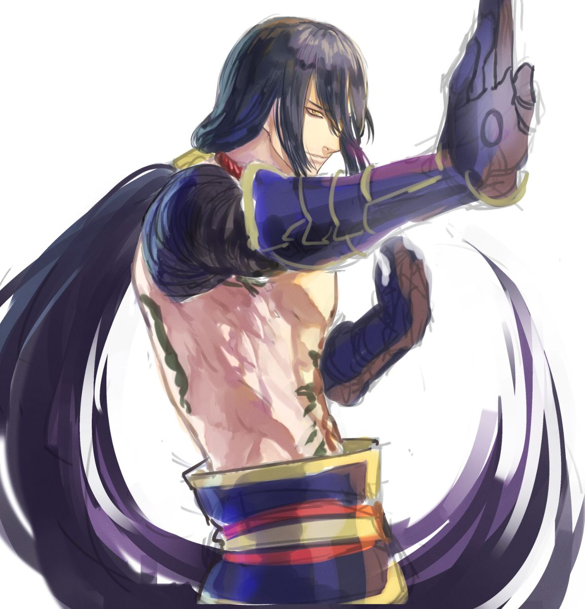 Yan Qing【Fate/Grand Order】 Fate characters