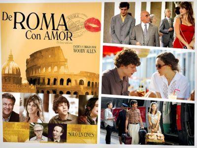 De Roma Con Amor Trailer Español De Roma Con Amor Roma Español