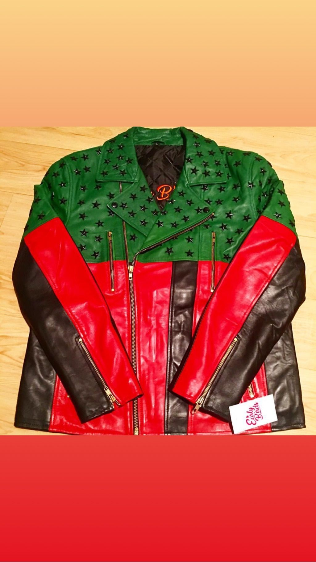 Pin By Early Birds On Mens Collections Leather Jacket Men Red Leather Jacket Men S Collection [ 1821 x 1024 Pixel ]