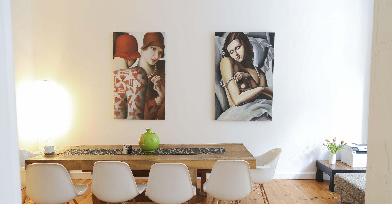 Comment Accrocher Vos Affiches Tableaux Et Cadres Deco En 2020 Cadre Deco Deco Accroche Tableau