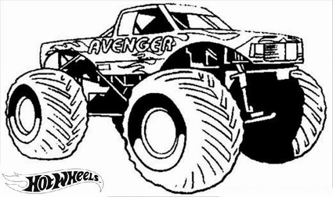 Free Hot Wheels Coloring Pages To Print Pict 91783 Hotwheels