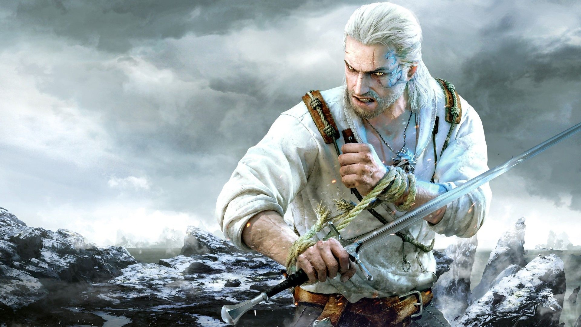General 1920x1080 Geralt Of Rivia The Witcher 3 Wild Hunt The Witcher Wild Hunt The Witcher The Witcher 3