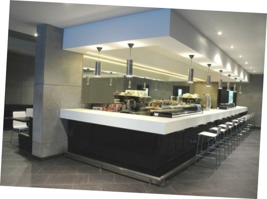 Restaurant kitchen design new japanese restaurant kitchen for Best commercial kitchen designs
