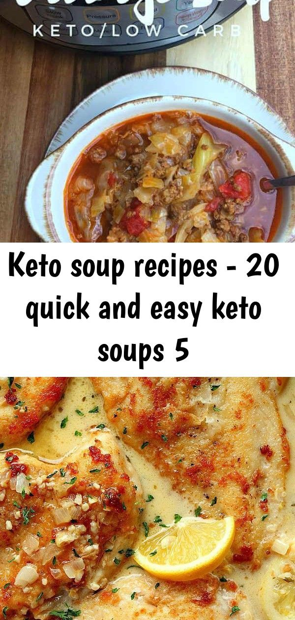 Keto soup recipes  20 quick and easy keto soups 5 Find over 20 Keto Soup Recipes sure to impress the family From chili and beef stew to chicken dumplings and more there i...