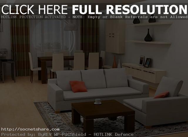 Einfache Wohnzimmer Deko Ideen - Terrassenmöbel Terrassenmöbel