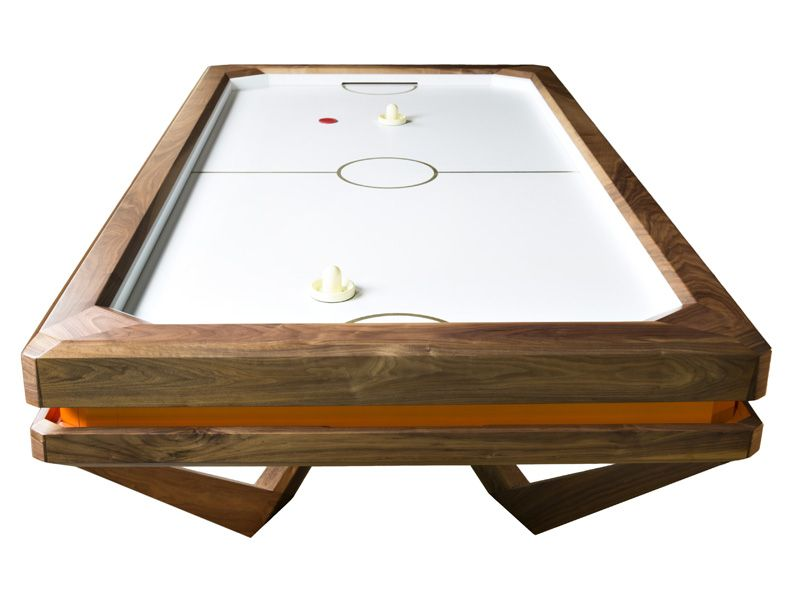 Lagomorph Design Air Hockey Table With Images Air Hockey Table