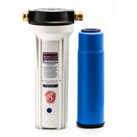 Hydro Life 52141 Hl 200 External Filter Kit Multicolor Filters Home Depot Activated Carbon Filter