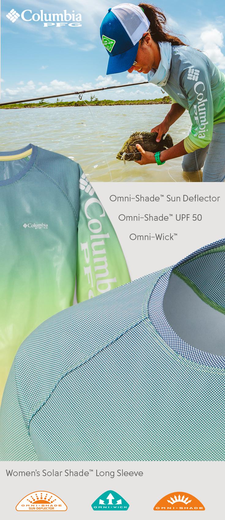 0007c8ec91 Women's PFG Solar Shade™ Long Sleeve Shirt   Clothes   Long sleeve ...