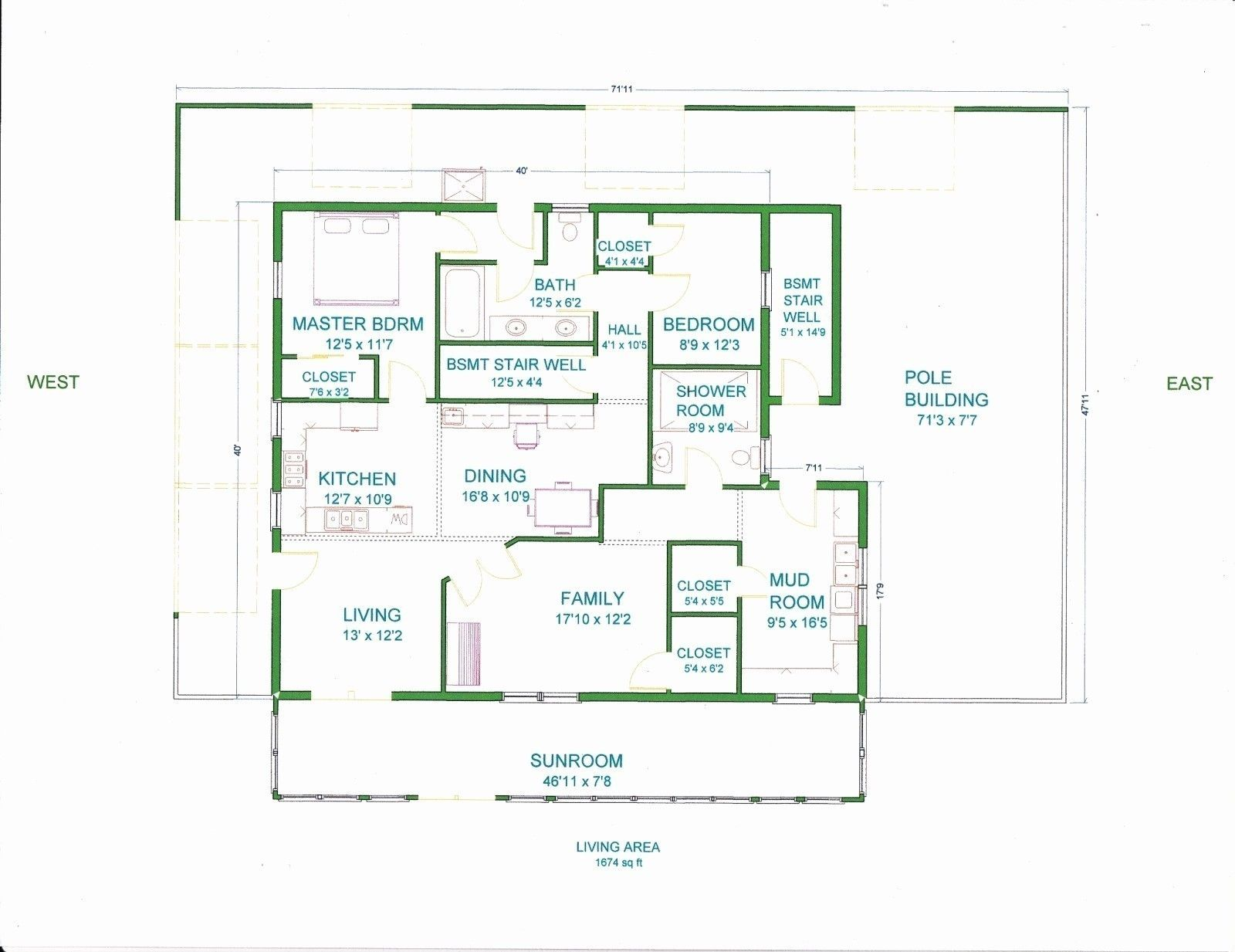 Floor Plan Creator Layout To Be Able To Become A Restaurant Plan Maker Can Make Some Research O Barn Homes Floor Plans Pole Barn House Plans Barn House Plans