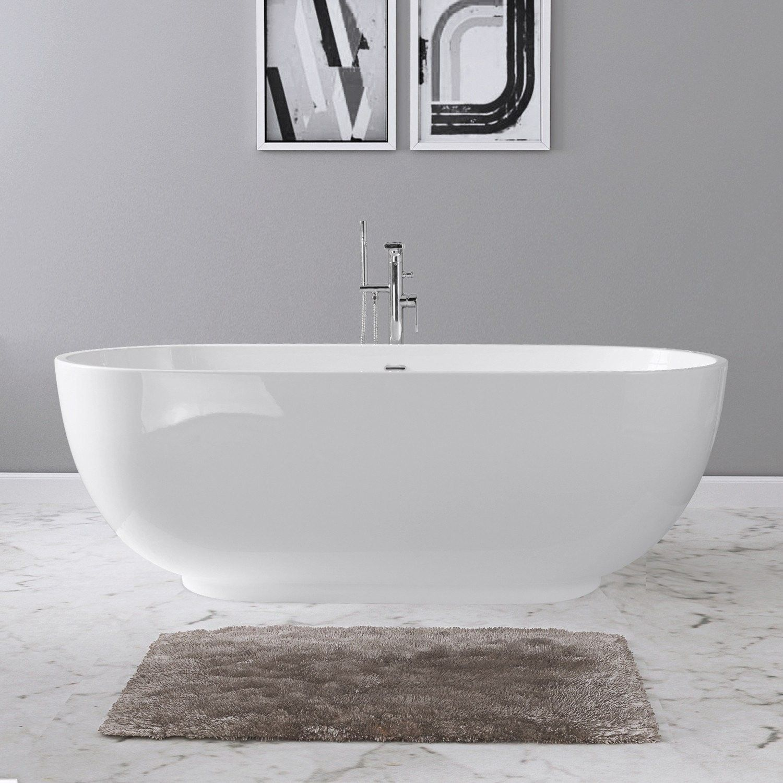 71 Clara Freestanding Bathtub Free Standing Bath Tub Tubs For Sale Acrylic Tub Free standing bathtubs for sale