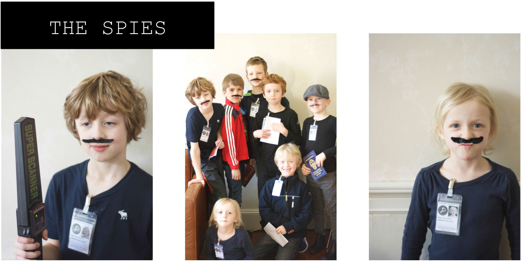 A Spy Birthday Party for an 8-Year-Old & A Spy Birthday Party for an 8-Year-Old | Spy party Spy and Spy ...