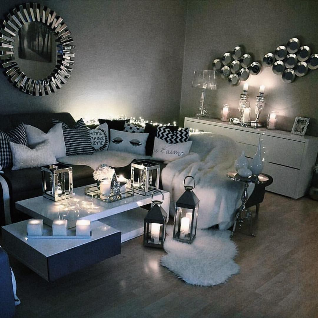 Cozy Nights Candlelit Currentmood Homedecor Angelic Chiclifestyle Future Apartment Decor Apartment Decor Modern Apartment Decor