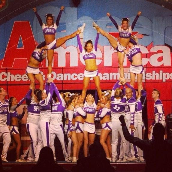 Spirit Of Texas Competitive Cheer Cheerleading Competition Cheerleading