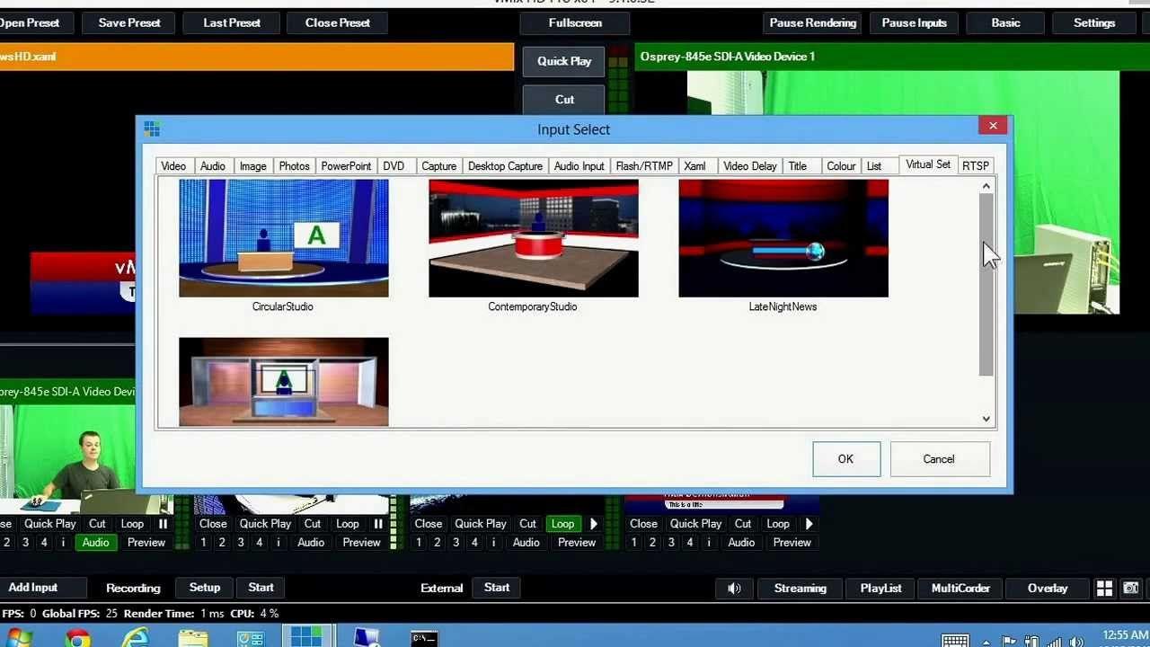 vMix Live Production Software